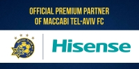 Official partner of Maccabi Tel-Aviv